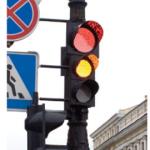 Светодиодный светофор СДС-200-3