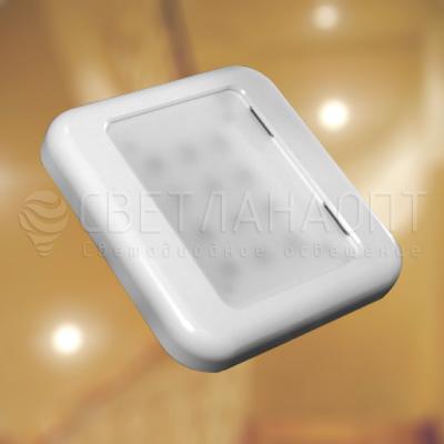 Светодиодный светильник ТИС-1-М-БП-12