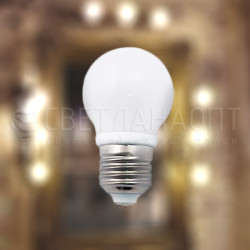 Светодиодная лампа iRLED G45 E27