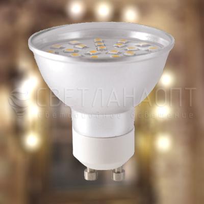 Светодиодная лампа iRLED GU10 спот 4W