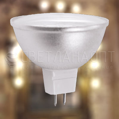 Светодиодная лампа iRLED JCDR GU5.3 спот 4W