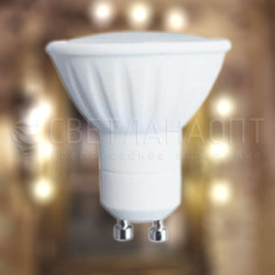 Светодиодная лампа iRLED GU10 спот 5W-W