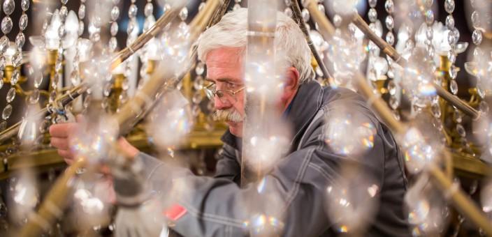 В Санкт-Петербургской филармонии установлены светодиодные лампы SvetaLED