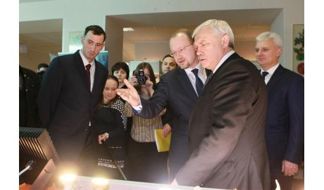 Участие в ежегодной выставке предприятий Выборгского района, г. Санкт-Петербург