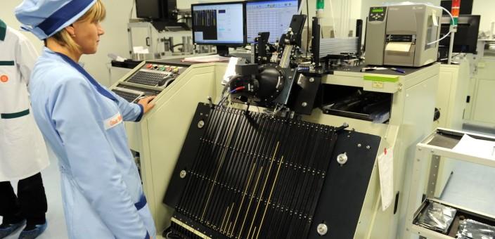 Разработан новый профессиональный стандарт для специалистов по производству светодиодов