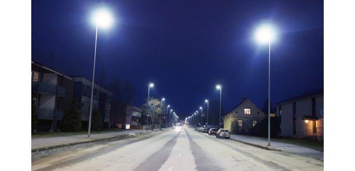Финские светодиодные светильники производят на основе российских технологий