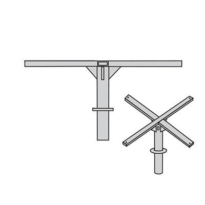 Кронштейн для прожекторов К63