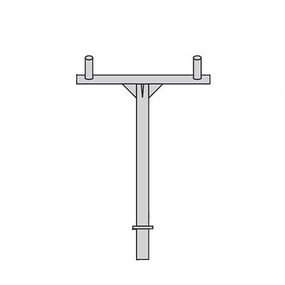 Кронштейн для прожекторов К65