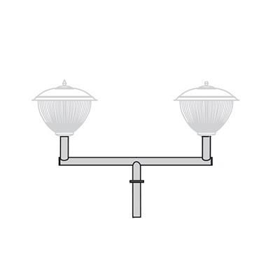 Кронштейн для торшерного светильника К51