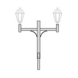 Кронштейн для торшерного светильника К58