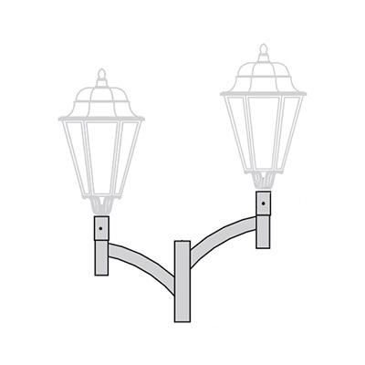 Кронштейн для торшерного светильника К91