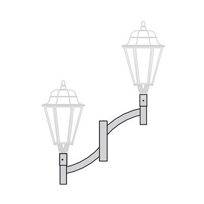 Кронштейн для торшерного светильника К92
