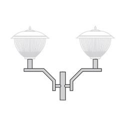Кронштейн для торшерного светильника К96