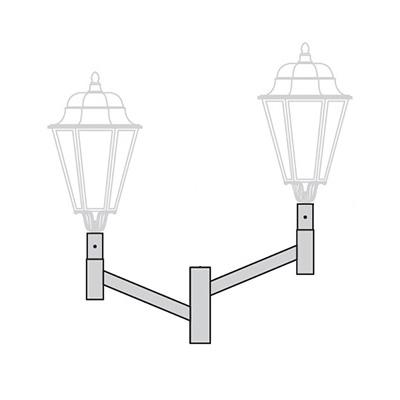 Кронштейн для торшерного светильника К98